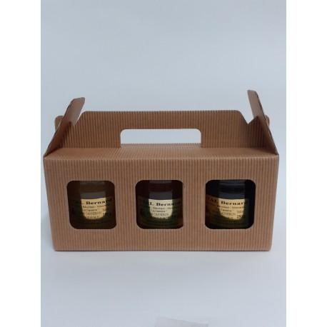 Trio de miels